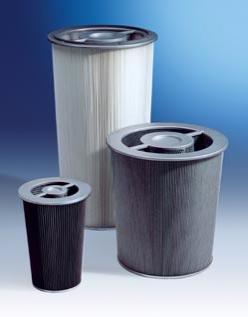 Cartouches filtrantes multicell pour industrie pharmaceutique et pneumatique