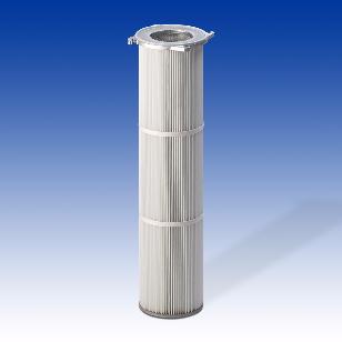 Cartouche filtrante diamètre 214 mm