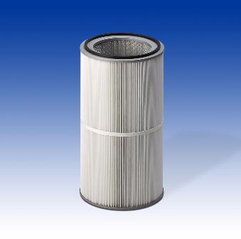 Cartouche filtrante diamètre 350 mm avec joint