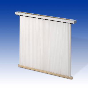 Panneau filtration largeur 1050